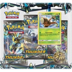 Pokémon, SM Lost Thunder, Trippelblister: Alolan Exeggutor