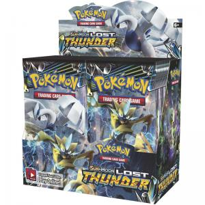 Pokémon, SM Lost Thunder, Display / Booster Box