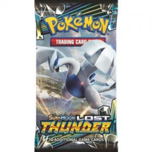 Pokémon, SM Lost Thunder, 1 Booster