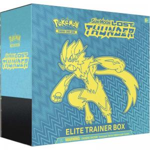 Pokémon, SM Lost Thunder, Elite Trainer Box