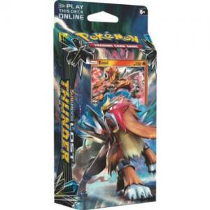 Pokémon, SM Lost Thunder, Theme Deck: Entei