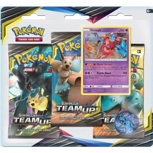 Pokémon, SM Team Up, Trippelblister: Deoxys