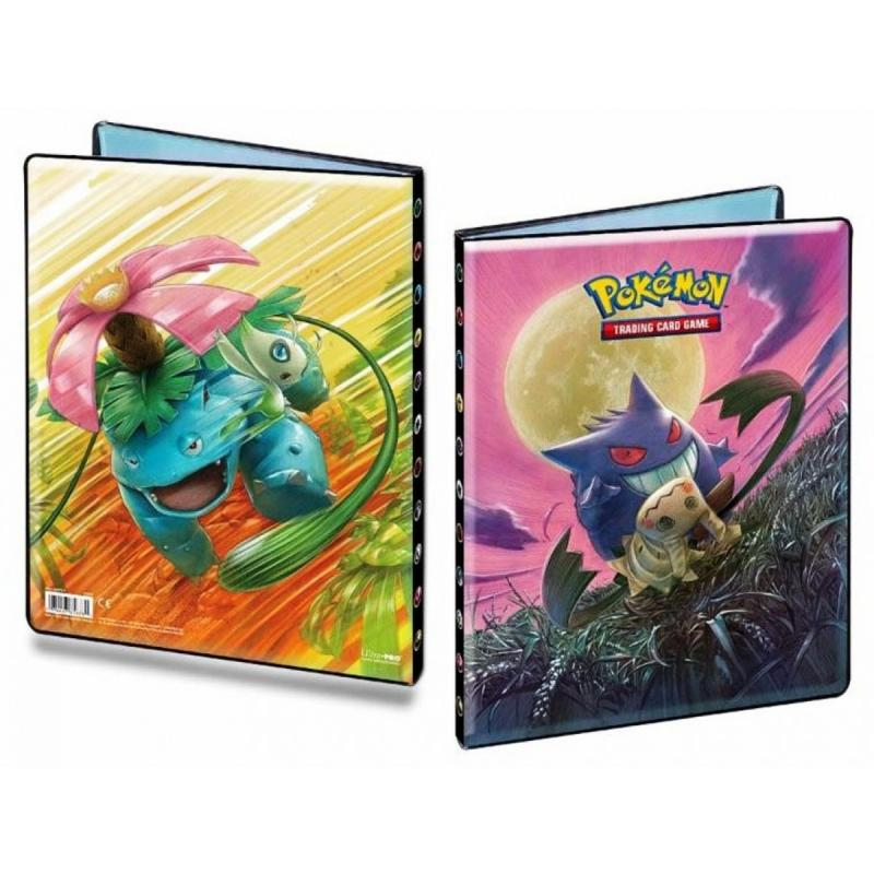 Pokémon, SM Team Up, Portfoliopärm A4 - 9 Pocket