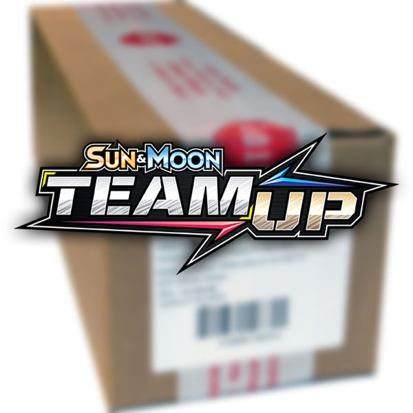 Pokémon, SM Team Up, Hel Case (6 booster boxar)