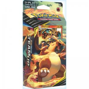 Pokémon, SM Team Up, Theme Deck: Charizard