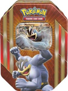 Pokémon, Spring Tin 2016, Machamp EX