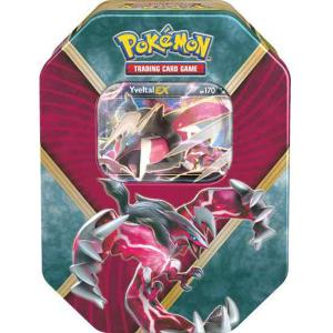Pokémon, Summer Tin 2016, Shiny Yveltal EX