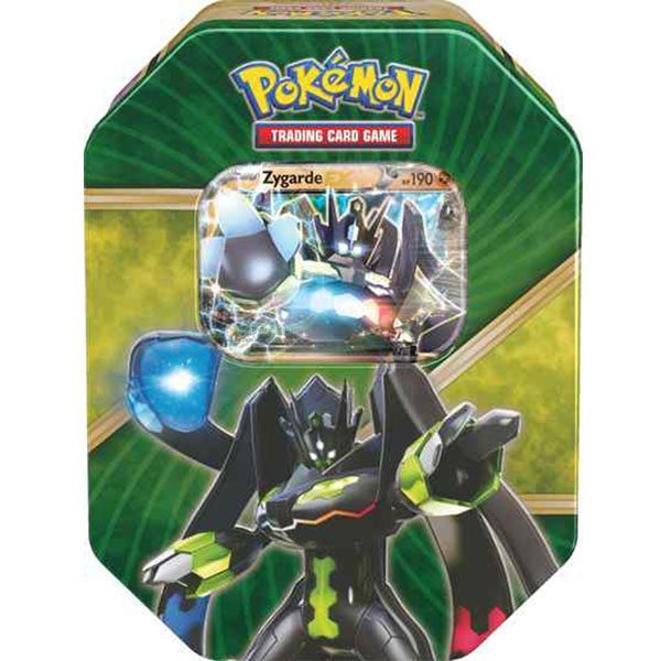 Pokémon, Summer Tin 2016, Zygarde EX