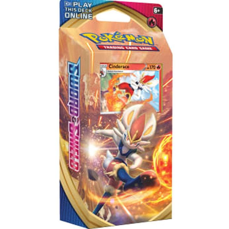 Pokémon, Sword & Shield, Theme Deck: Cinderace