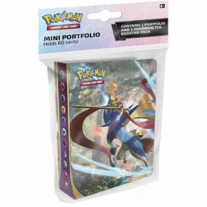Pokémon, Sword & Shield, Collector's album (Mini-pärm + 1 booster)