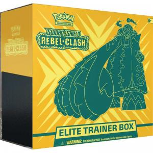 Pokémon, Sword & Shield 2: Rebel Clash, Elite Trainer Box