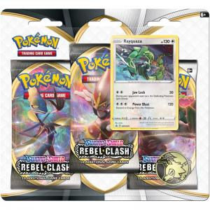 Pokémon, Sword & Shield 2: Rebel Clash, Trippelblister: Rayquaza