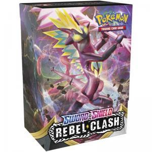 Pokémon, Sword & Shield 2: Rebel Clash, Build & Battle Box