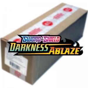 Pokémon, Sword & Shield 3: Darkness Ablaze, Hel Case (6 booster boxar)