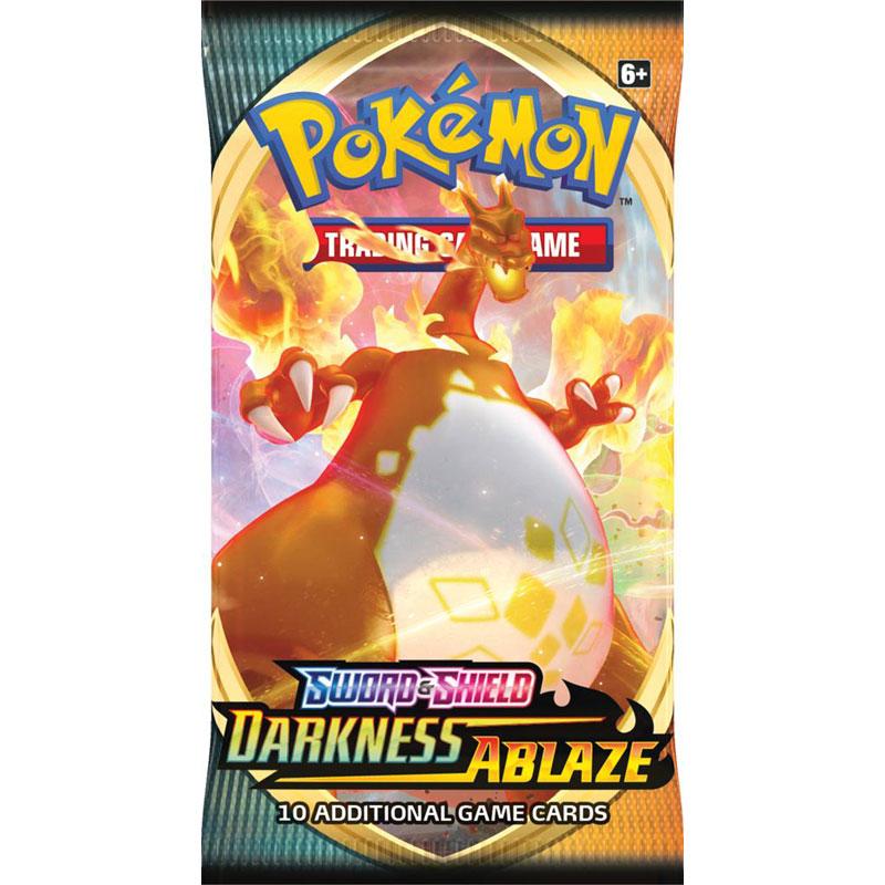 Pokémon, Sword & Shield 3: Darkness Ablaze, 1 Booster