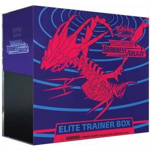 Pokémon, Sword & Shield 3: Darkness Ablaze, Elite Trainer Box