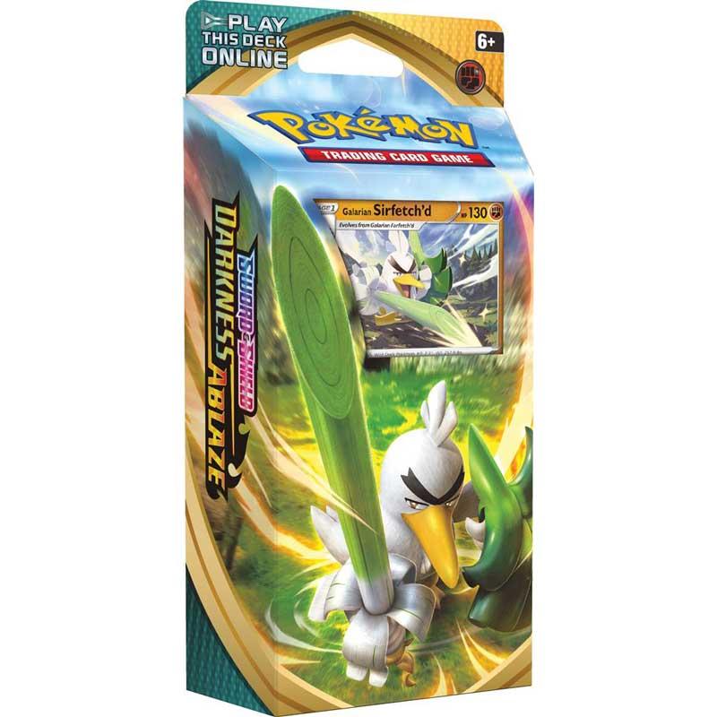 Pokémon, Sword & Shield 3: Darkness Ablaze, Theme Deck: Galarian Sirfetchd
