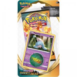 Pokémon, Sword & Shield 3: Darkness Ablaze, Checklane Blister Pack: Hatenna