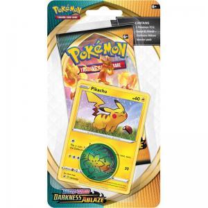 Pokémon, Sword & Shield 3: Darkness Ablaze, Checklane Blister Pack: Pikachu