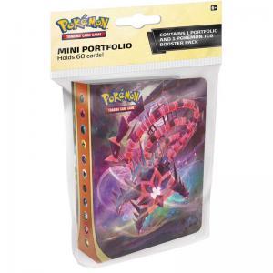 Pokémon, Sword & Shield 3: Darkness Ablaze, Collector's album (Mini-pärm + 1 booster)