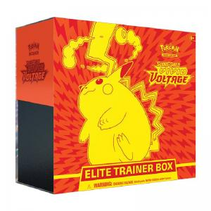 PRE-BUY: Pokémon, Sword & Shield 4: Vivid Voltage, Elite Trainer Box (Preliminary release November 13:th 2020)