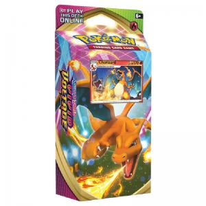 PRE-BUY: Pokémon, Sword & Shield 4: Vivid Voltage, Theme Deck: Charizard (Preliminary release November 13:th 2020)