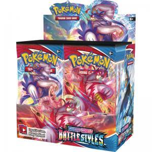 Pokémon, Sword & Shield 5: Battle Styles, Display / Booster Box