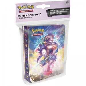 Pokémon, Sword & Shield 5: Battle Styles, Collector's album (Mini-pärm + 1 booster)
