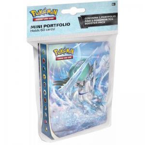 FÖRKÖP: Pokémon, Sword & Shield 6: Chilling Reign, Collector's album (Mini-pärm + 1 booster) (Preliminär release 18:e juni 2021)