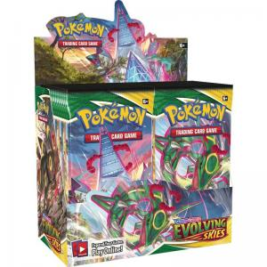 Pokémon, Sword & Shield 7: Evolving Skies, Display / Booster Box