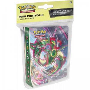 Pokémon, Sword & Shield 7: Evolving Skies, Collector's album (Mini-pärm + 1 booster)