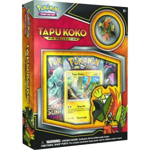 Pokémon, Tapu Koko Pin Collection