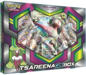 Pokémon, Tsareena GX Box