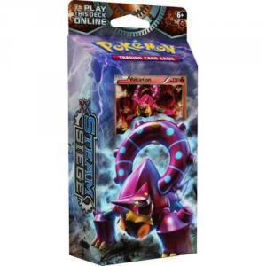 Pokemon, XY Steam Siege, Theme Deck - Gears of Fire Volcanion