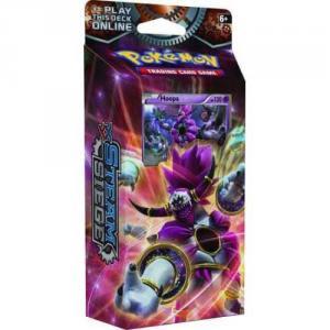 Pokemon, XY Steam Siege, Theme Deck - Ring of Lightning Hoopa