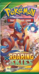 Pokémon, XY Roaring Skies, 1 Booster