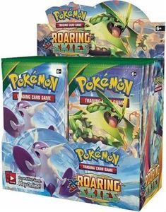 Pokémon, XY Roaring Skies, 1 Display (36 Boosters)