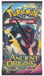 Pokemon, XY Ancient Origins, 1 Booster