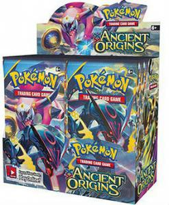 Pokemon, XY Ancient Origins, 1 Display / Booster Box (36 Booster)