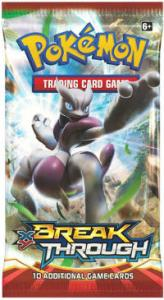 Pokemon, XY BREAKthrough, 1 Booster