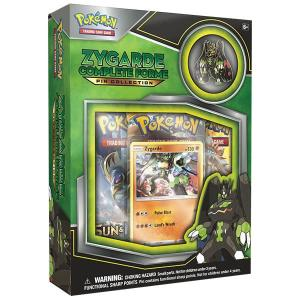 Pokémon, Zygarde Complete Forme Pin Collection