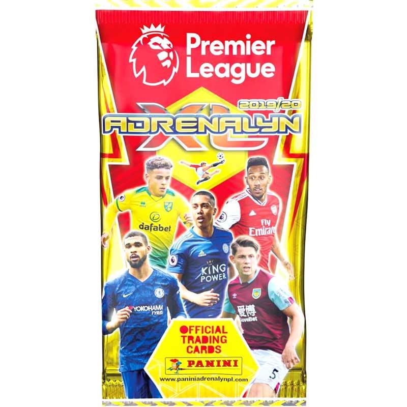1st Paket Panini Adrenalyn XL Premier League 2019-20