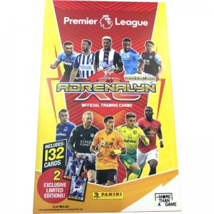 Adventskalender / Countdown Calendar Panini Adrenalyn XL Premier League 2019-20