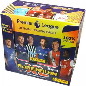 1st Låda (50 Pack) Panini Adrenalyn XL Premier League 2020-21