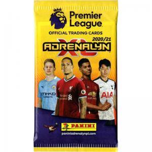 1st Paket Panini Adrenalyn XL Premier League 2020-21