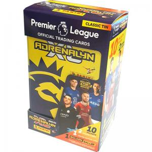 1st Classic Tin Panini Adrenalyn XL Premier League 2020-21[Färg på tinen kan variera]