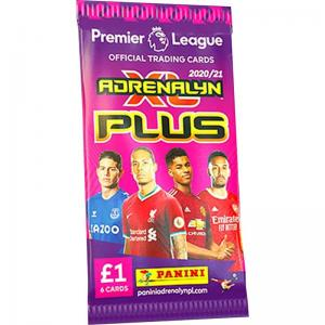 1st Paket, Panini Adrenalyn XL Premier League PLUS 2020-21 (Lila paket)