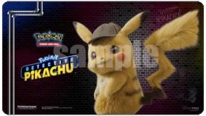 Pokémon: Detective Pikachu Spelmatta -Pikachu