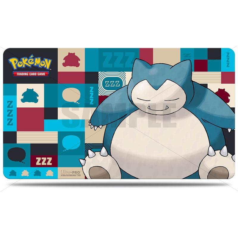 Pokémon, Play mat Snorlax