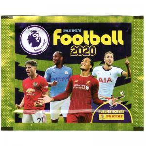 Paket, Panini Football Premier League 2020 (Klisterbilder)